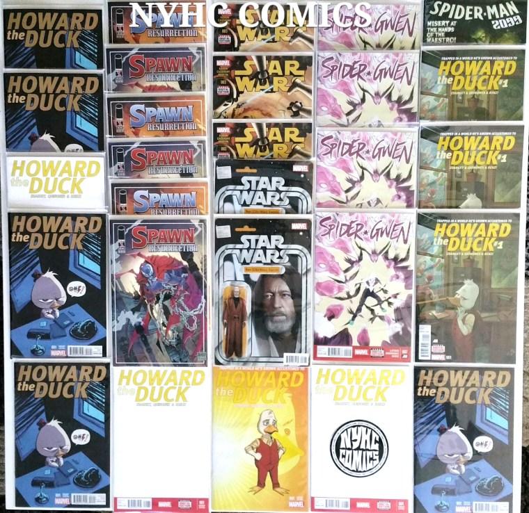 NYHC COMICS 3/11/15