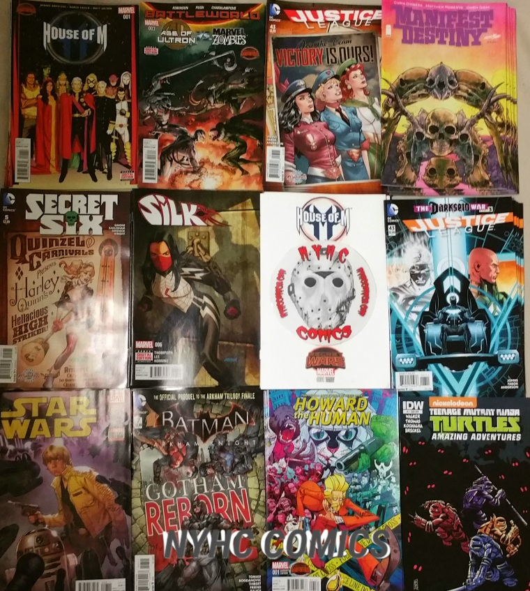 weekly stack 8-19-15