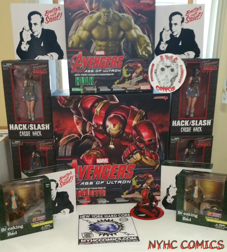 Weekly Stack 9/30/15 Statues