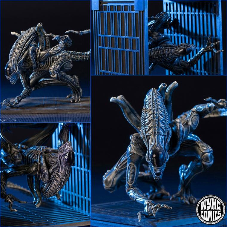 NYHC COMICS With Aliens - 1