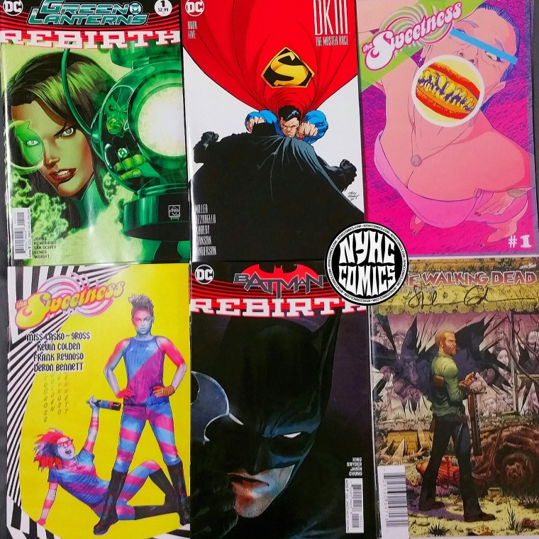 NYHC COMICS Weekly Stack 6-29-16 (3)