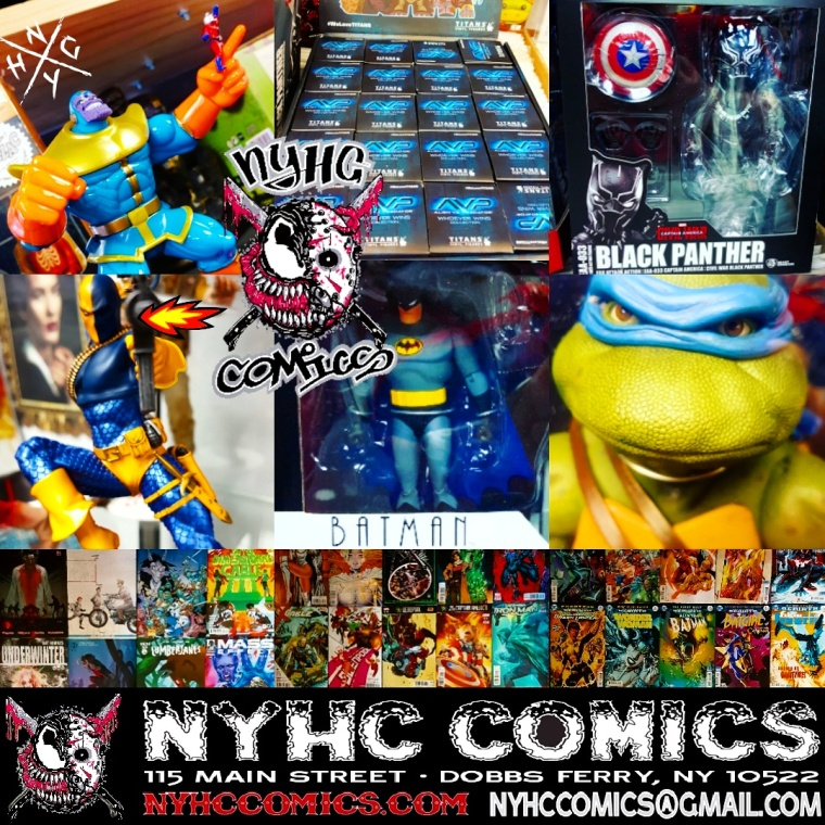 NYHC COMICS Weekly Stack 8-2-17 (4)